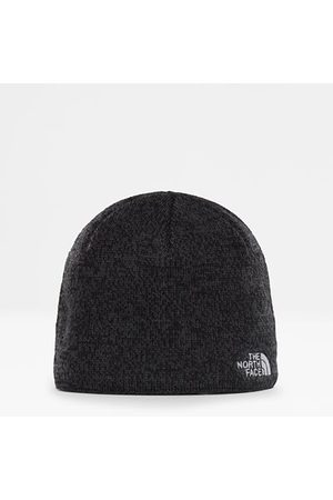 TheNorthFace Heren Mutsen - The North Face Jim-beanie Tnf Black Heather One Size Men
