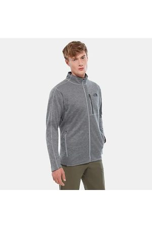 TheNorthFace Heren Fleece jacks - The North Face Canyonlands-fleecejas Voor Heren Tnf Medium Grey Heather Größe L Men