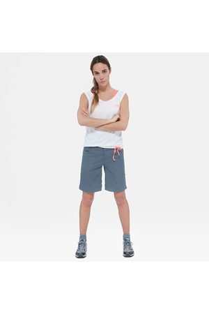 TheNorthFace Dames Korte & Mini rokken - The North Face Horizon Sunnyside-short Voor Dames Vanadis Grey Größe 40 Normaal Women
