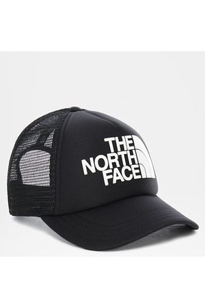 TheNorthFace Heren Petten - The North Face Logo Trucker-pet Voor Jongeren Tnf Black/tnf White One Size Men