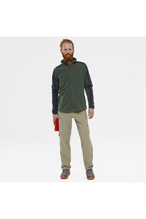 TheNorthFace Heren Broeken - The North Face Exploration Afritsbare Broek Voor Heren Dune Größe 42 Lang Men