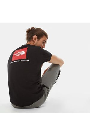 TheNorthFace Heren Shirts - The North Face Redbox-t-shirt Voor Heren Tnf Black Größe L Men