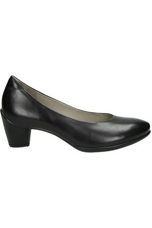 Ecco Sculptured 45 pumps
