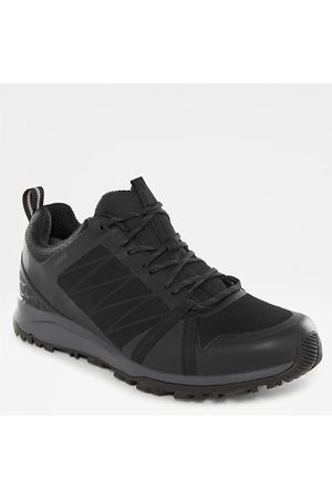 The North Face Heren Laarzen - The North Face Litewave Fastpack Ii Waterdichte Schoenen Voor Heren Saratoga Green/asphalt Grey Größe 39 Men