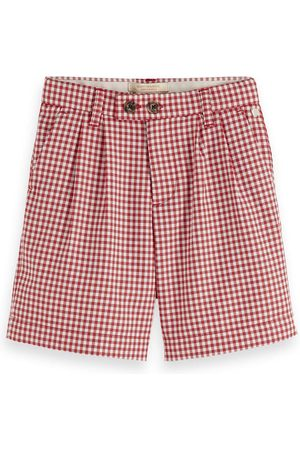 Scotch&Soda Meisjes Shorts - Chinoshort