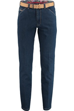 Meyer Jeans pantalon chicago blauw 3321411600/45