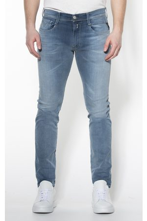 Replay Anbass Hyperflex Bio Heren Jeans
