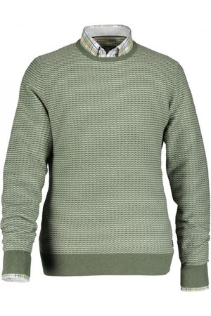 State of art Heren Pullovers - Pullover structuur