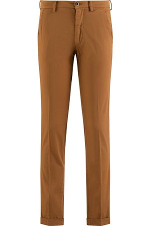 Masons Mason's Chino Heren Cognac Torino Cotton