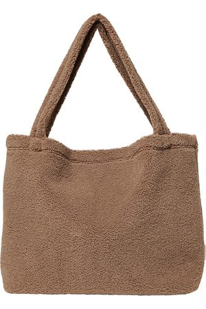 Studio Noos Luiertas Brown Chunky Teddy Mom Bag