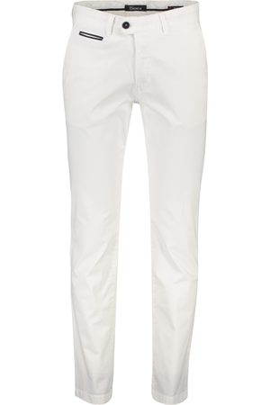 Gardeur Benny-3 modern fit chino wit