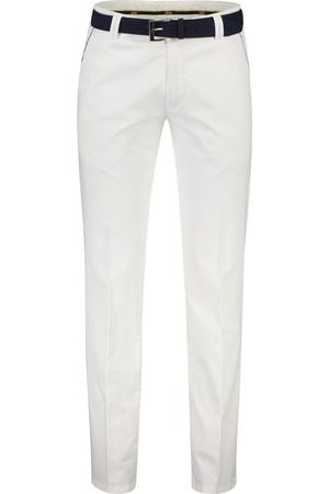 Meyer Heren Chino's - Witte broek New York chino