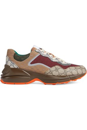 Gucci Heren Sneakers - Men's GG Rhyton sneaker