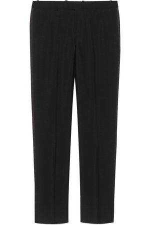 Gucci Mohair wool trousers