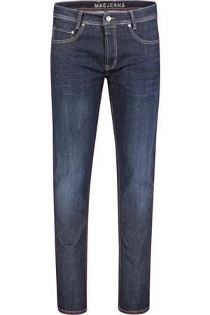 Mac Heren Jeans - Jeans donkerblauw 5-pocket