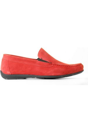 Cypres Heren Loafers - Klaasjan Red