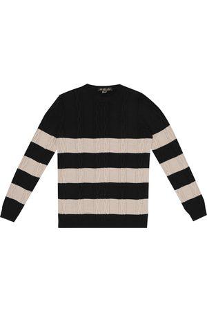 Loro Piana Cotton and silk sweater