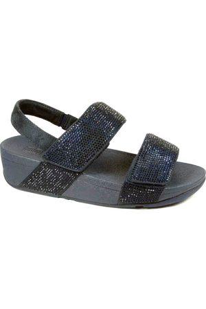 FitFlop TM Mina Crystal Back Strap Sandals