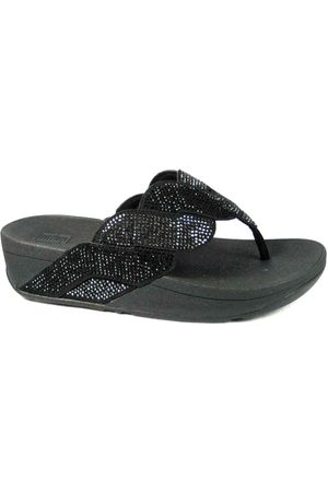 FitFlop TM Paisley Rope Toe Thongs