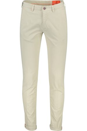 Masons Beige chino slim fit