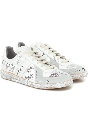 Maison Margiela Exclusive to Mytheresa – Vintage Graffiti sneakers
