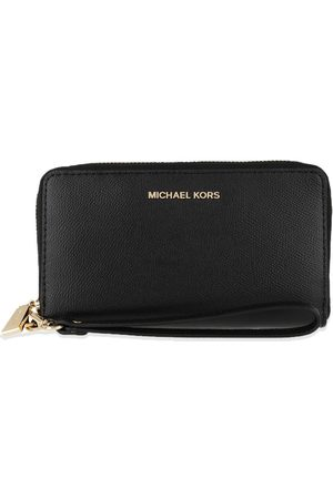 Michael Kors Jet Set Wristlet Black Portemonnees