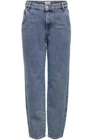 Only Onltroy Life Hw Carot Ankle Straight Fit Jeans Dames