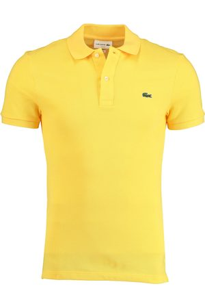 Lacoste Gele polo Slim Fit PH4012/Z0A