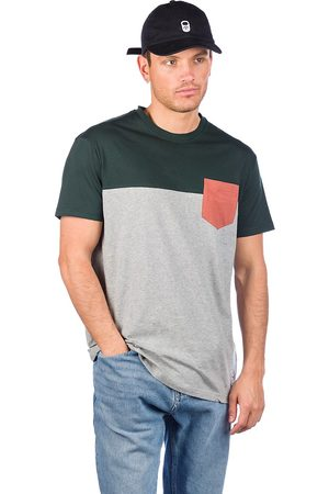 Iriedaily Heren Korte mouw - Block Pocket T-Shirt