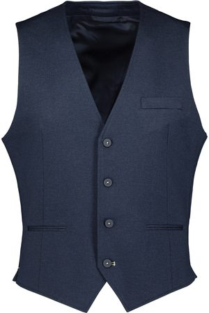 Hensen Heren Gilets - Gilet - Slim Fit