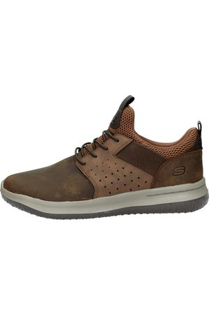 Skechers Delson Axton - Donkerbruin