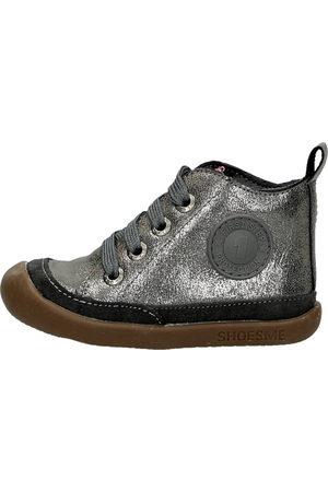 Shoesme Baby-flex Zilver - Zilverkleur