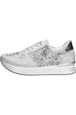 Remonte Dames Sneakers Licht - Lichtgrijs