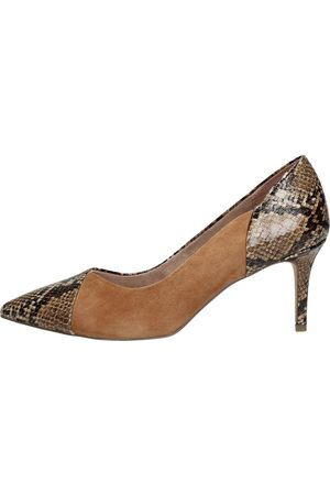 Tamaris Dames Pumps - Cognac