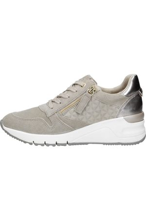Tamaris Dames Sneakers - Taupe