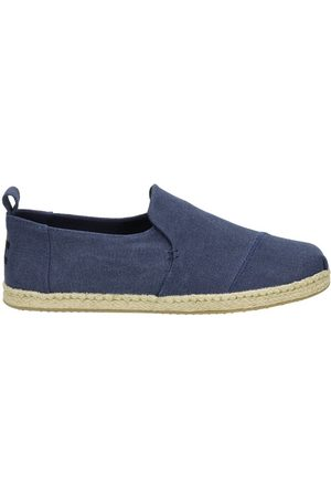 TOMS Deconstructed Washed espadrilles