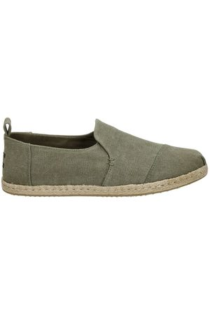 TOMS Heren Espadrilles - Deconstructed Washed espadrilles