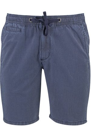 Superdry Heren Shorts - Chino korte broek donkerblauw print