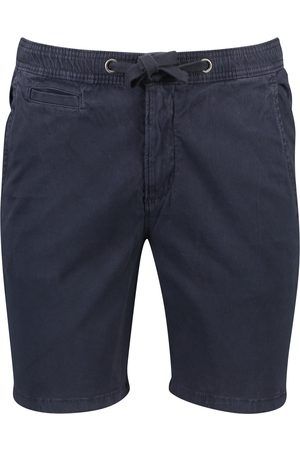 Superdry Heren Shorts - Korte broek chino model navy