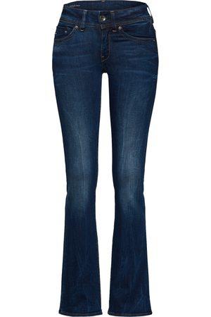 G-Star Dames Bootcut - Jeans 'Midge Saddle Mid Bootleg