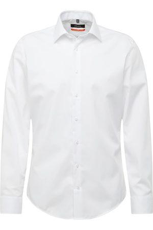 Seidensticker Heren Zakelijk - Zakelijk overhemd 'Business Kent