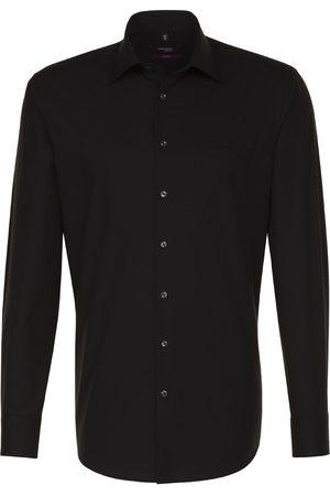 Seidensticker Heren Zakelijk - Zakelijk overhemd 'Modern