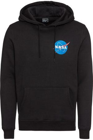 Mister Tee Heren Sweaters - Sweatshirt 'NASA Small Insignia Hoody