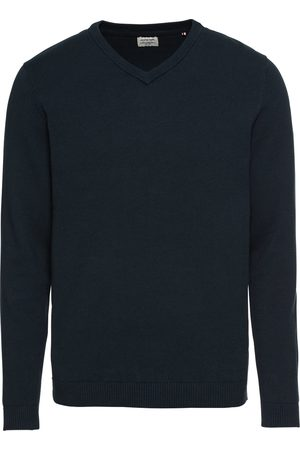 JACK & JONES Trui 'JJEBASIC KNIT V-NECK