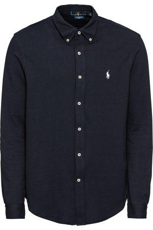 Polo Ralph Lauren Heren Casual - Overhemd 'FEATHERWEIGHT MESH-LSL-KNT