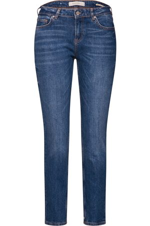 Scotch&Soda Dames Straight - Jeans 'The Keeper - Deep Blue