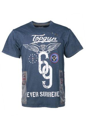 Top Gun Shirt ' Flags