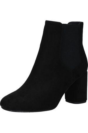 ABOUT YOU Dames Enkellaarzen - Chelsea boots 'Natalia