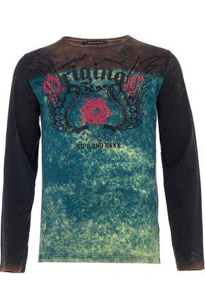 CIPO & BAXX Heren Lange mouw - Shirt