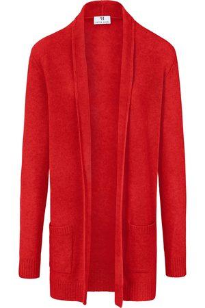 Peter Hahn Dames Kimono's - Gebreid vest